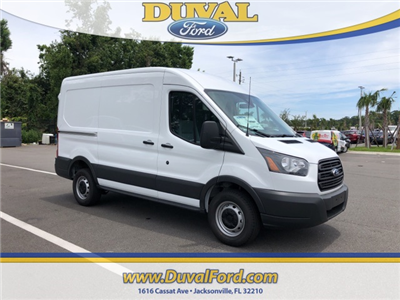 2018 Transit 250 Med Roof 4x2,  Empty Cargo Van #JKA94643 - photo 1