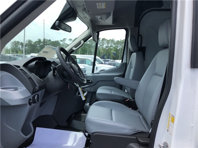 2018 Transit 250 Med Roof 4x2,  Empty Cargo Van #JKA94643 - photo 3