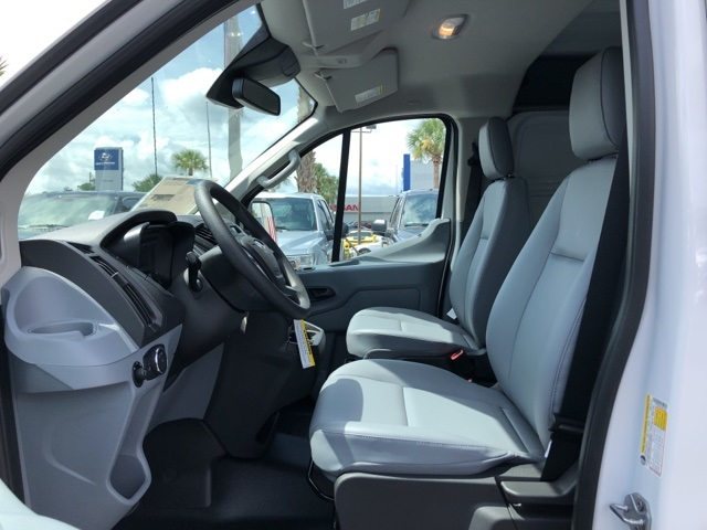 2018 Transit 250 Low Roof 4x2,  Empty Cargo Van #JKB13456 - photo 5