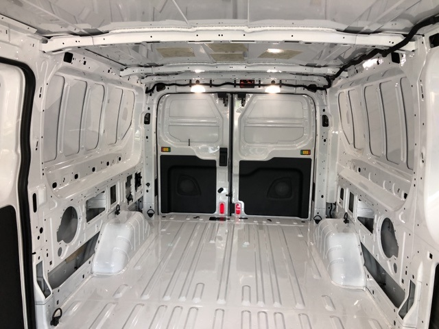 2018 Transit 250 Low Roof 4x2,  Empty Cargo Van #JKB13457 - photo 8