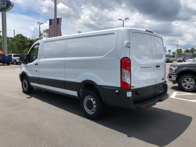 2018 Transit 250 Low Roof 4x2,  Empty Cargo Van #JKB13457 - photo 9