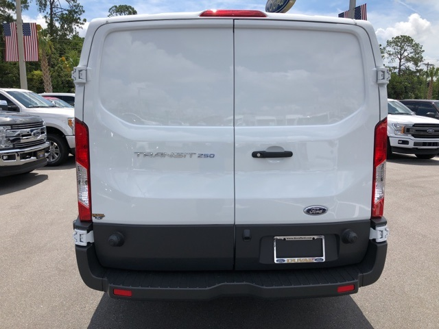 2018 Transit 250 Low Roof 4x2,  Empty Cargo Van #JKB13457 - photo 10