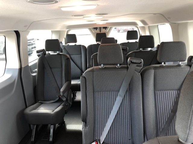 2018 Transit 150 Low Roof 4x2,  Passenger Wagon #JKB39997 - photo 12