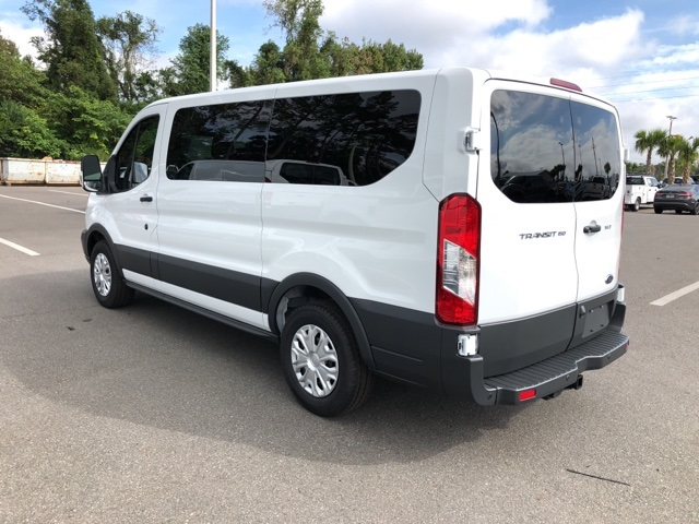 2018 Transit 150 Low Roof 4x2,  Passenger Wagon #JKB39997 - photo 13