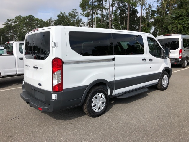 2018 Transit 150 Low Roof 4x2,  Passenger Wagon #JKB39997 - photo 2
