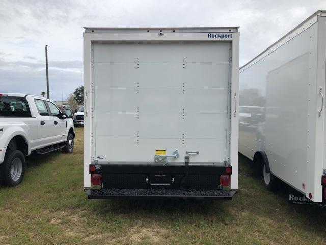 2018 Transit 350 HD DRW 4x2,  Rockport Cargoport Cutaway Van #JKB43504 - photo 3
