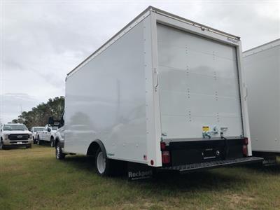2018 Transit 350 HD DRW 4x2,  Rockport Cargoport Cutaway Van #JKB43504 - photo 2