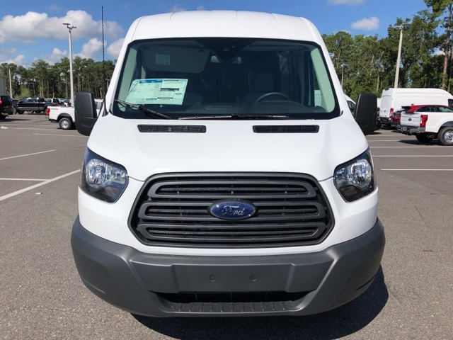 2018 Transit 250 Med Roof 4x2,  Empty Cargo Van #JKB45214 - photo 3