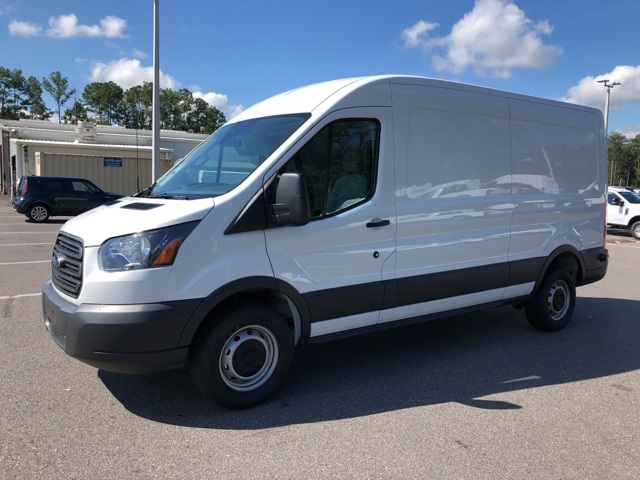 2018 Transit 250 Med Roof 4x2,  Empty Cargo Van #JKB45214 - photo 4