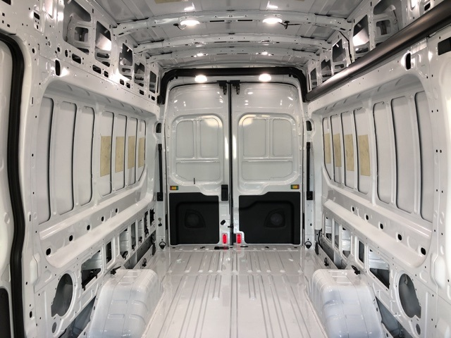 2018 Transit 350 HD High Roof DRW 4x2,  Empty Cargo Van #JKB49619 - photo 3