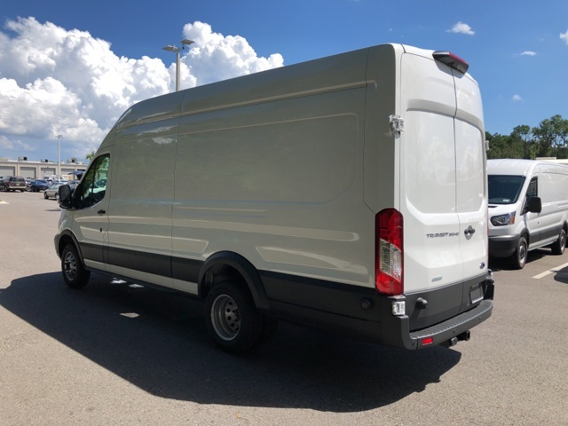 2018 Transit 350 HD High Roof DRW 4x2,  Empty Cargo Van #JKB49619 - photo 20