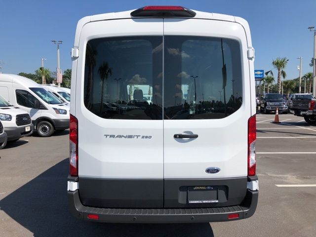 2018 Transit 250 Med Roof 4x2,  Empty Cargo Van #JKB49620 - photo 18