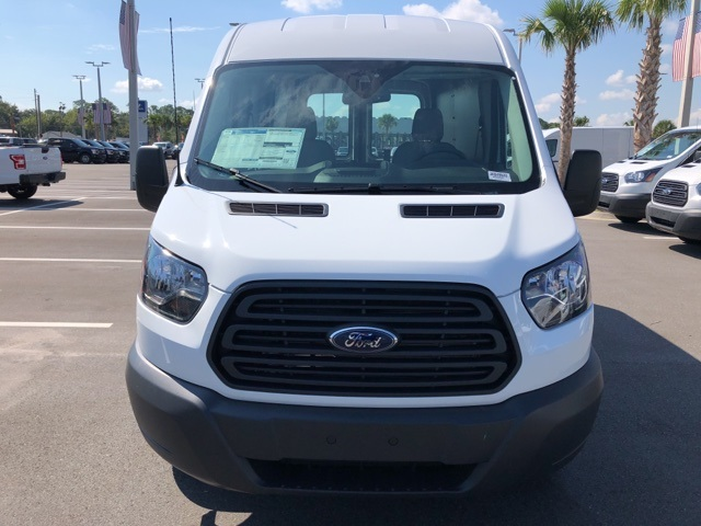 2018 Transit 250 Med Roof 4x2,  Empty Cargo Van #JKB49620 - photo 3