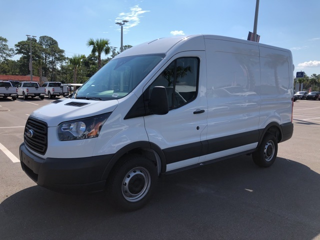 2018 Transit 250 Med Roof 4x2,  Empty Cargo Van #JKB49620 - photo 4