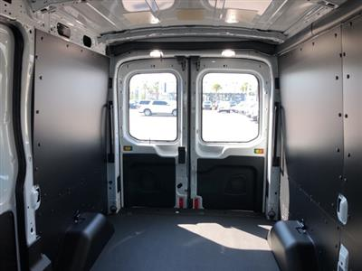 2018 Transit 250 Med Roof 4x2,  Empty Cargo Van #JKB49620 - photo 2
