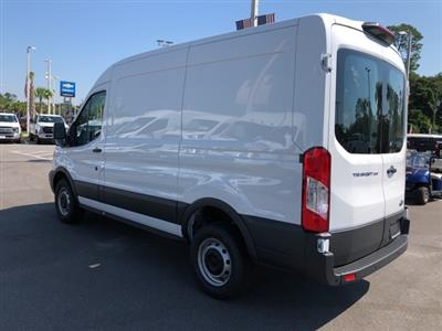 2018 Transit 250 Med Roof 4x2,  Empty Cargo Van #JKB49620 - photo 17