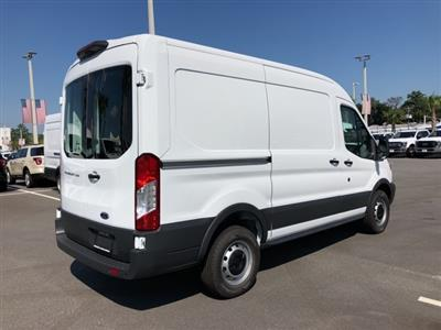 2018 Transit 250 Med Roof 4x2,  Empty Cargo Van #JKB49620 - photo 19