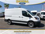 2018 Transit 250 Med Roof 4x2,  Empty Cargo Van #JKB49620 - photo 1