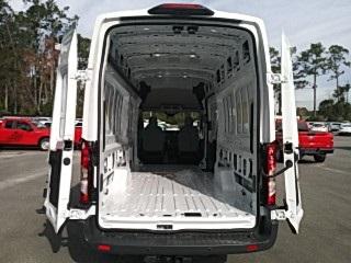 2018 Transit 350 High Roof 4x2,  Empty Cargo Van #JKB49624 - photo 1