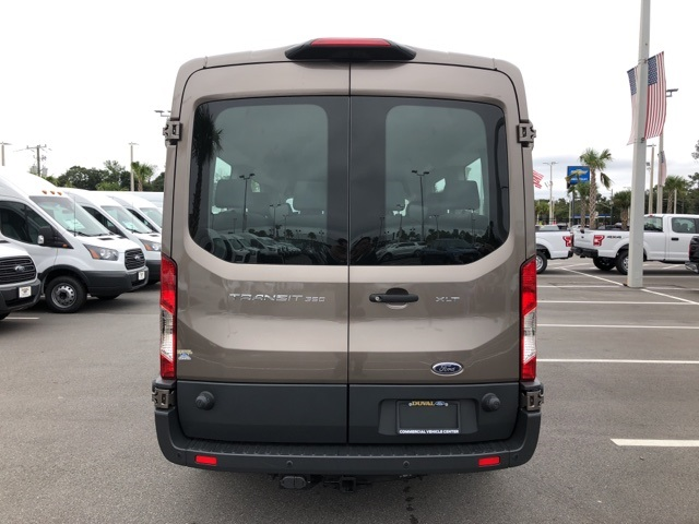 2018 Transit 350 Med Roof 4x2,  Passenger Wagon #JKB54213 - photo 10