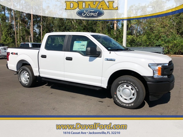 2018 F-150 Crew Cab 4x4 Pickup #JKC38316 - photo 1