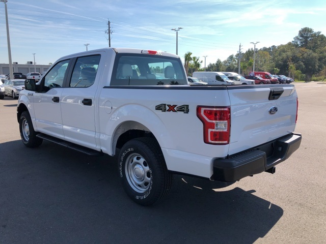 2018 F-150 Crew Cab 4x4 Pickup #JKC38316 - photo 22