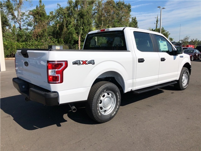 2018 F-150 Crew Cab 4x4 Pickup #JKC38316 - photo 2