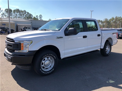 2018 F-150 Crew Cab 4x4 Pickup #JKC38316 - photo 4