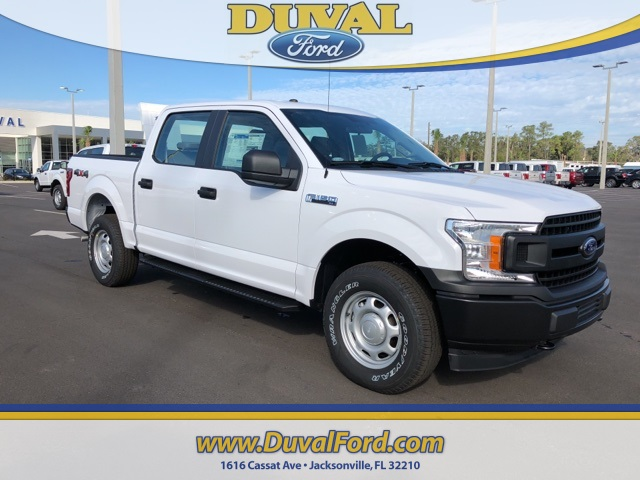 2018 F-150 Crew Cab 4x4 Pickup #JKC38317 - photo 1