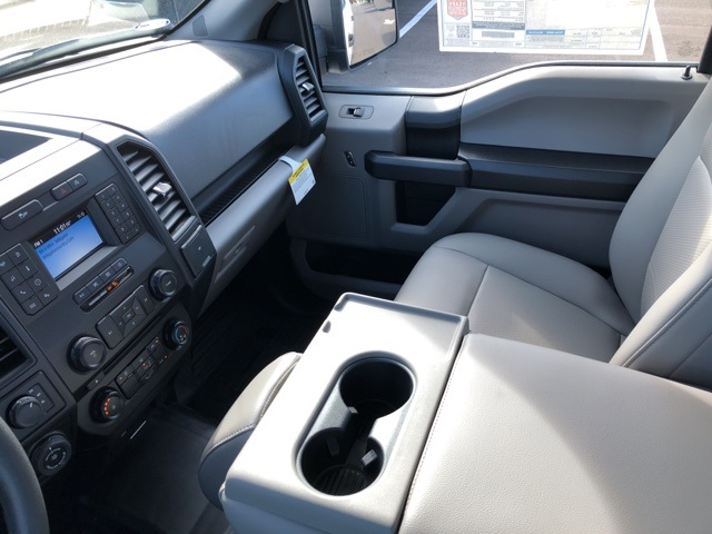 2018 F-150 Crew Cab 4x4 Pickup #JKC38317 - photo 21