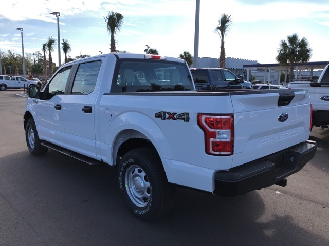 2018 F-150 Crew Cab 4x4 Pickup #JKC38317 - photo 24