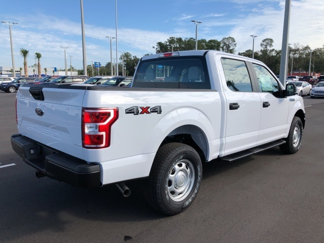 2018 F-150 Crew Cab 4x4 Pickup #JKC38317 - photo 2