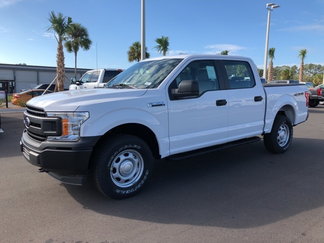 2018 F-150 Crew Cab 4x4 Pickup #JKC38317 - photo 4