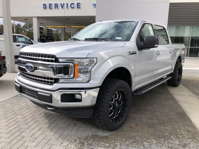 2018 F-150 SuperCrew Cab 4x4,  Pickup #JKC67761 - photo 5