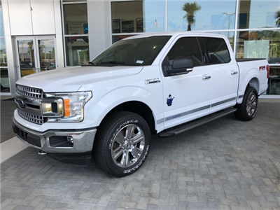 2018 F-150 SuperCrew Cab 4x4,  Pickup #JKC77165 - photo 4