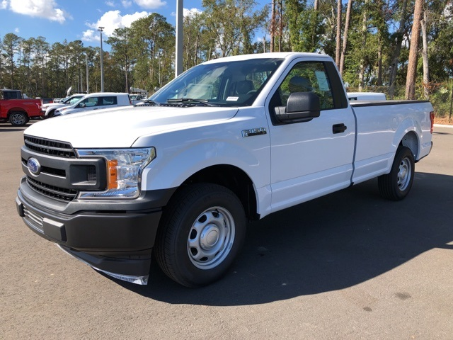 2018 F-150 Regular Cab, Pickup #JKD00440 - photo 4