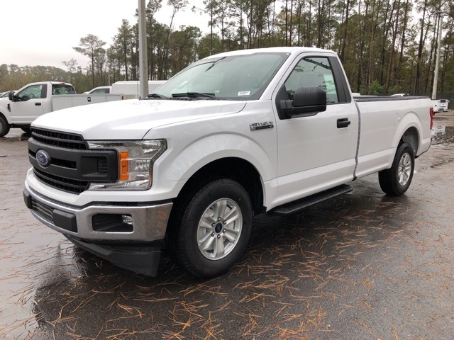 2018 F-150 Regular Cab, Pickup #JKD00441 - photo 4