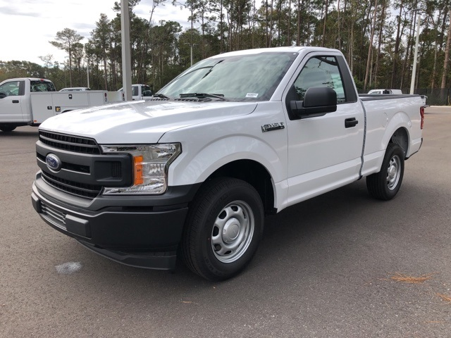 2018 F-150 Regular Cab, Pickup #JKD00442 - photo 4