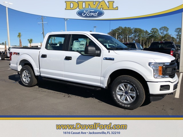 2018 F-150 Crew Cab 4x4, Pickup #JKD00449 - photo 1