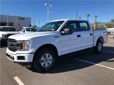 2018 F-150 Crew Cab 4x4, Pickup #JKD00449 - photo 4