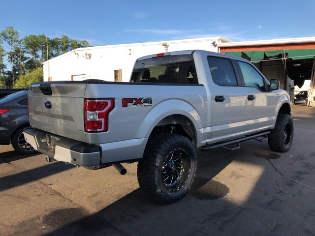 2018 F-150 Crew Cab 4x4, Pickup #JKD13614 - photo 30