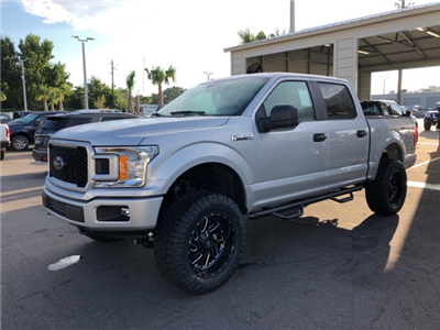 2018 F-150 Crew Cab 4x4, Pickup #JKD13614 - photo 4