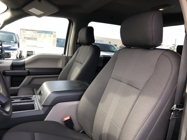 2018 F-150 SuperCrew Cab 4x4,  Pickup #JKD13616 - photo 7