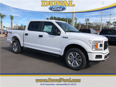 2018 F-150 SuperCrew Cab 4x4,  Pickup #JKD13616 - photo 1