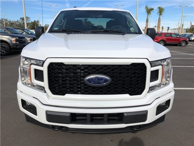 2018 F-150 SuperCrew Cab 4x4,  Pickup #JKD13616 - photo 3