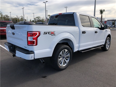 2018 F-150 SuperCrew Cab 4x4,  Pickup #JKD13616 - photo 2