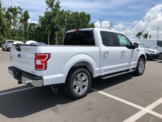2018 F-150 SuperCrew Cab 4x2,  Pickup #JKD29508 - photo 2