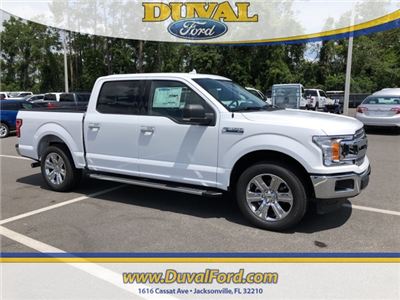 2018 F-150 SuperCrew Cab 4x2,  Pickup #JKD29508 - photo 1