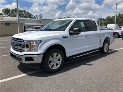 2018 F-150 SuperCrew Cab 4x2,  Pickup #JKD29508 - photo 4