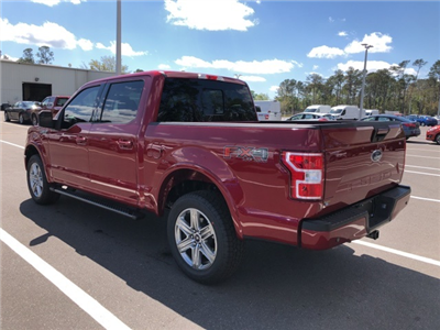 2018 F-150 SuperCrew Cab 4x4,  Pickup #JKD64409 - photo 20